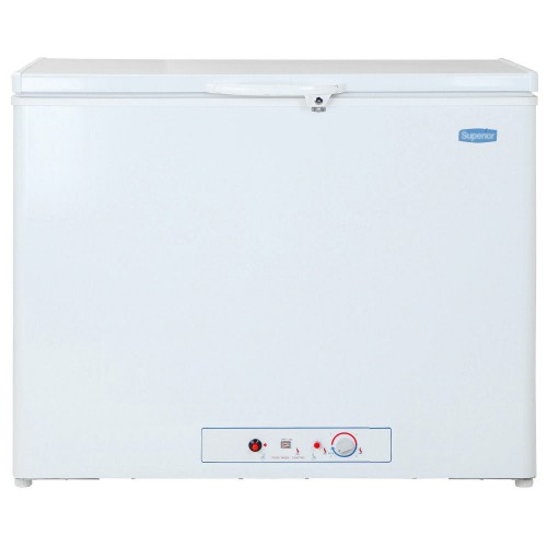 Superior 6.5 Cubic Foot Propane Gas Chest Freezer White